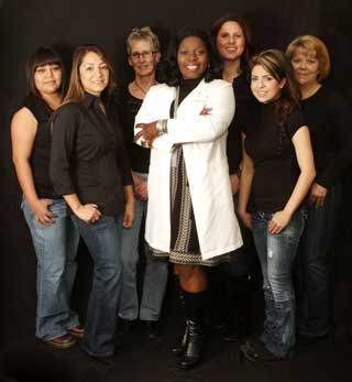 mescuite dental Dr. Theresa Woolridge-Ofori DDS
